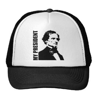 Jefferson Davis - mi presidente Gorro De Camionero
