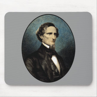 Jefferson Davis Mouse Pad