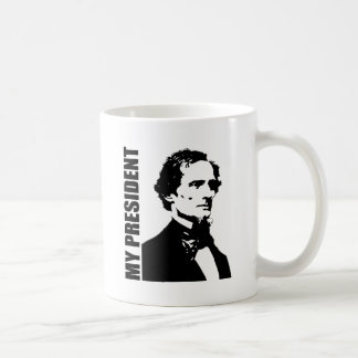 Jefferson Davis - My President Coffee Mug