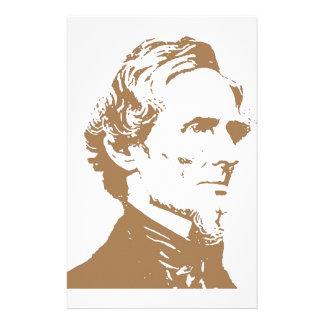 Jefferson Davis Papelería De Diseño