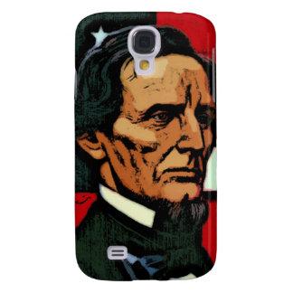 Jefferson Davis, President of the Confederacy Galaxy S4 Cover