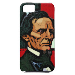 Jefferson Davis, President of the Confederacy iPhone SE/5/5s Case