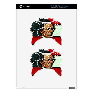 Jefferson Davis, President of the Confederacy Xbox 360 Controller Decal