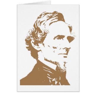 Jefferson Davis Felicitaciones