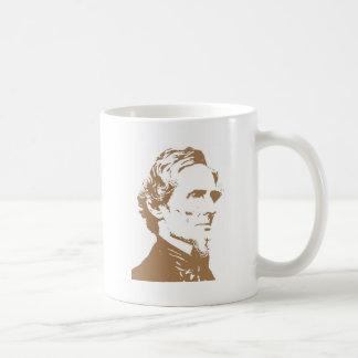 Jefferson Davis Tazas