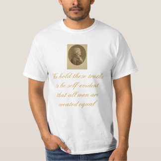 Jefferson Declaration Tee