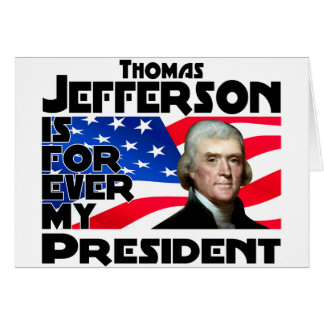 Jefferson Forever Card