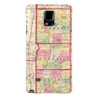 Jefferson, Franklin, Williamson counties Galaxy Note 4 Case