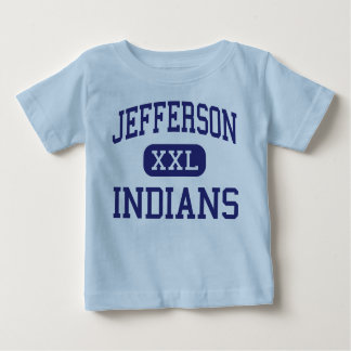Jefferson - Indians - High - Daly City California Shirt