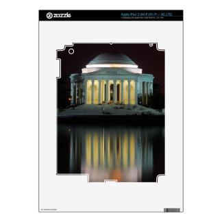 Jefferson Memorial iPad 3 Skin
