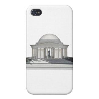 Jefferson Memorial: iPhone 4 Case