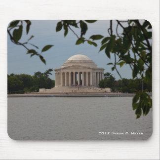 Jefferson Memorial Mouse Pad