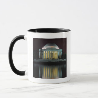 Jefferson Memorial Mug