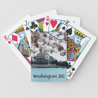 Jefferson Memorial Poker Cards