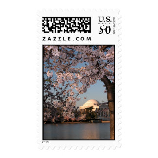 Jefferson Memorial Postage