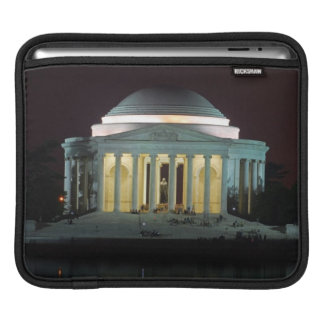 Jefferson Memorial Sleeve For iPads
