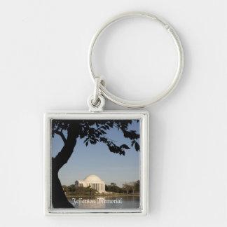 Jefferson Memorial, Washington DC Keychain