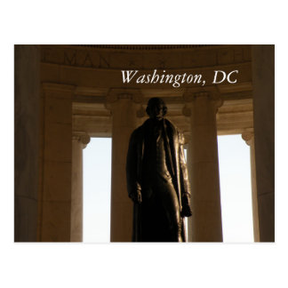 Jefferson Memorial: Washington, DC Postcard