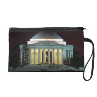 Jefferson Memorial Wristlet