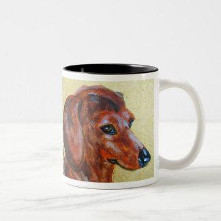 Jefferson's Helga Two-Tone Coffee Mug