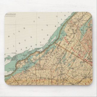 Jefferson, St Lawrence counties Mouse Pad
