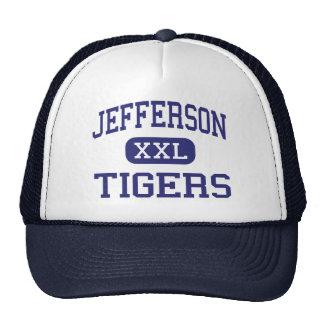 Jefferson - tigres - alto - Fayette Mississippi Gorro