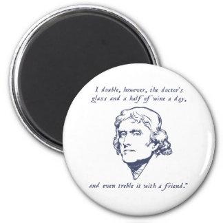 Jefferson - Wine Magnet