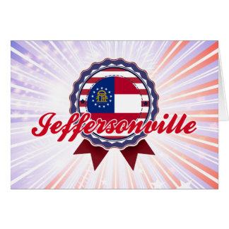 Jeffersonville, GA Card