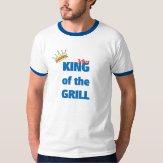 Jeffery king of the grill T-Shirt