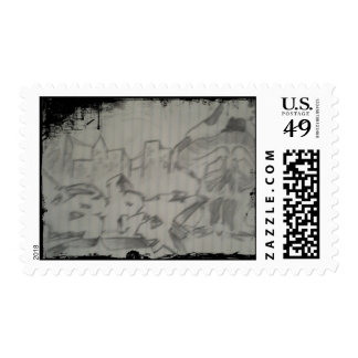 JEFFFACES7 POSTAGE STAMP