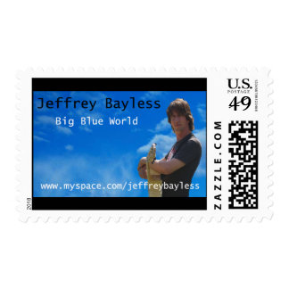 Jeffrey Bayless - mundo azul grande/Myspace Envio