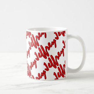 Jeffrey Customized Tea Mug