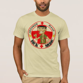 Jeffrey Haas- Medic Tshirt