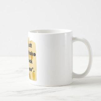 Jeffrey LaRocque Cheese Shirt Coffee Mug