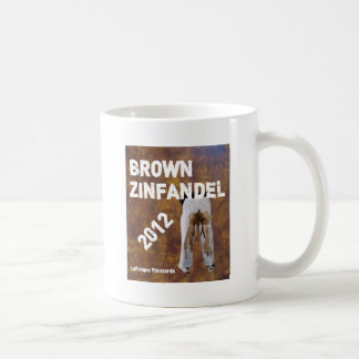Jeffrey LaRocque Vineyards Brown Zinfandel Coffee Mug