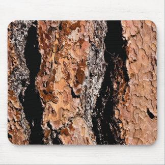 Jeffrey Pine Bark Detail Mouse Pad