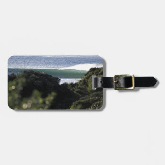 Jeffrey s Bay surfing wave South Africa Luggage Tag