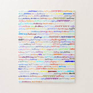 Jeffrey Text Design II Puzzle