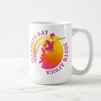 Jeffreys Bay -S Africa Coffee Mug