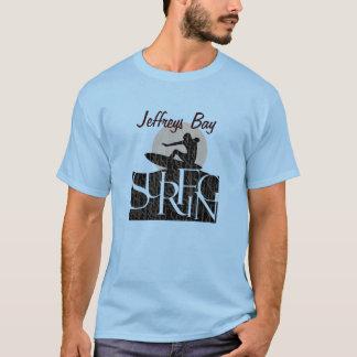 Jeffreys Bay surfing T-Shirt