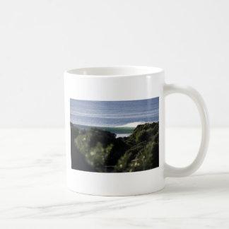 Jeffrey's Bay surfing wave South Africa Coffee Mug