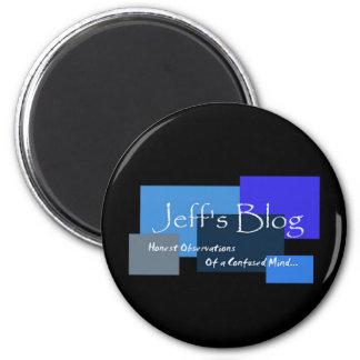 Jeff's Blog Magnet