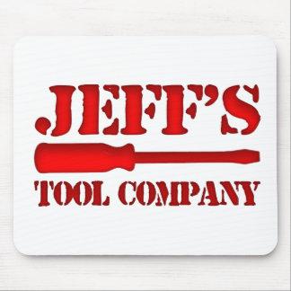 Jeff's Tool Company Mouse Pad