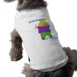 Jeffy Knitting Doggie Tshirt