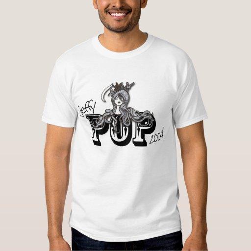 Jeffy Pop 2004 - Logo Only - T-shirt