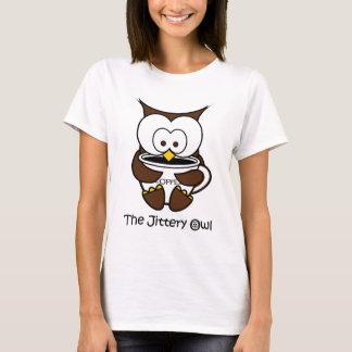 Jeffy The Jittery Owl T-Shirt