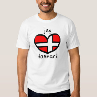 Jeg Elsker Danmark Polera