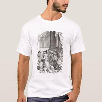 Jehoiada, High Priest of Jerusalem Proclaiming T-Shirt