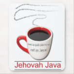 Jehová Java Alfombrillas De Ratón