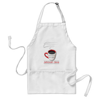 Jehovah Java Aprons